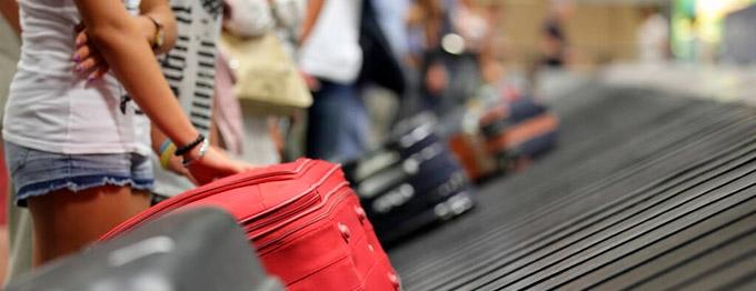 Passageira será indenizada pelo extravio de suas bagagens em mudança internacional