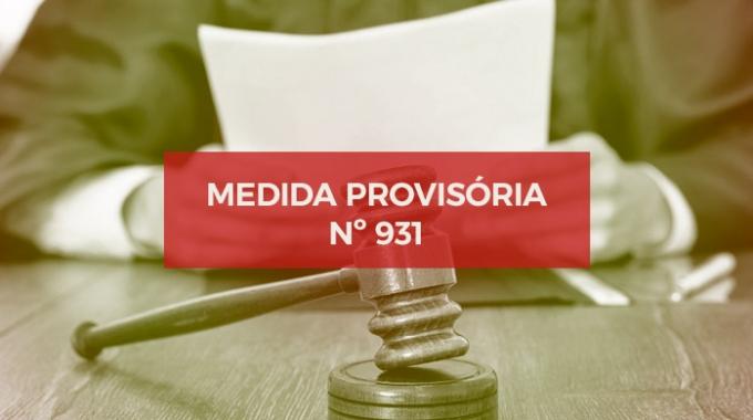 DIREITO EMPRESARIAL: ALTERAÇÃO DO CÓDIGO CIVIL – MP 931